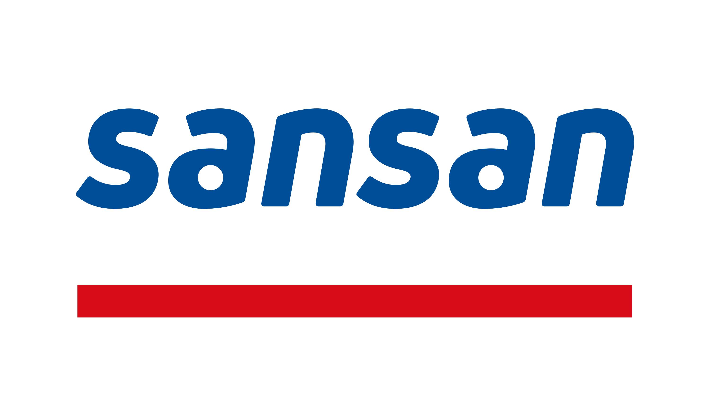 sansanlogo - Sansan株式会社、 ロゴデザインを刷新