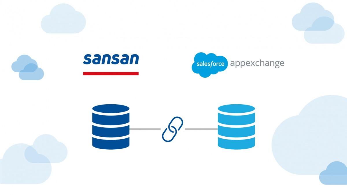 ac37fbff8b4aaa073d5390609b5a85251b539849 2 - クラウド名刺管理Sansan、新たなデータ連携アプリケーションを AppExchange上で今秋より提供予定 〜データ連携をさらに強化し、営業のパフォーマンスを最大化〜