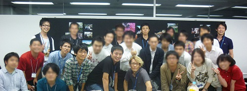 20120823 all - クラウド名刺管理のSansan、「Ruby×AWSで作るwebサービス」の勉強会を開催しました