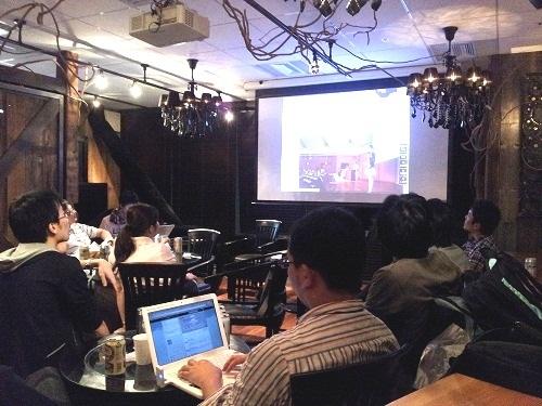 20121029 01 - Sansan、VOYAGE GROUPと合同でエンジニア勉強会を開催