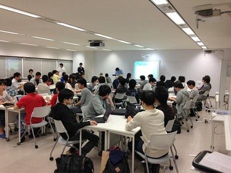 20130628122221 - 東京工科大学のハッカソンにメンターとして参加しました