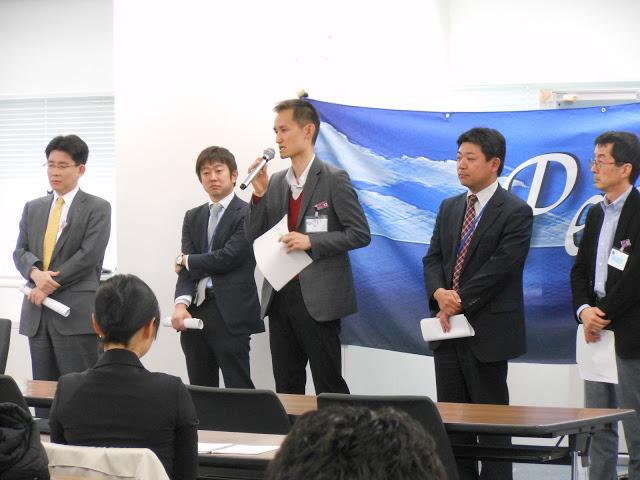 DSCN1099 - 『Perry2013 ~医療ビジネスコンテスト~』に審査員として参加しました
