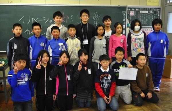 DSC 4486 - 徳島新聞でSansanの新入社員研修が紹介されました