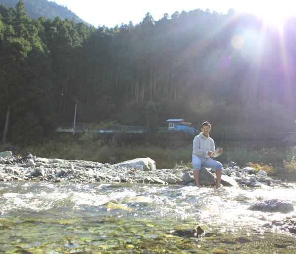 IMG 5541 s - TechWave、finderでサテライトオフィス『Sansan神山ラボ』が紹介されました