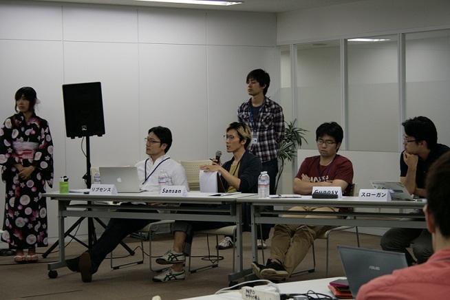 IMG 6168 - エンジニアの藤倉が大江戸ハッカソンに審査員として参加しました