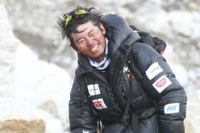 kuriki 1 - 第6回「世界の達人道場」を開催~登山家・栗城史多氏に学ぶ「限界という壁を超えるには?」~