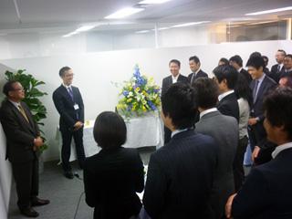 photo01 7 - 12月6日、Sansanオフィス移転パーティーを行いました