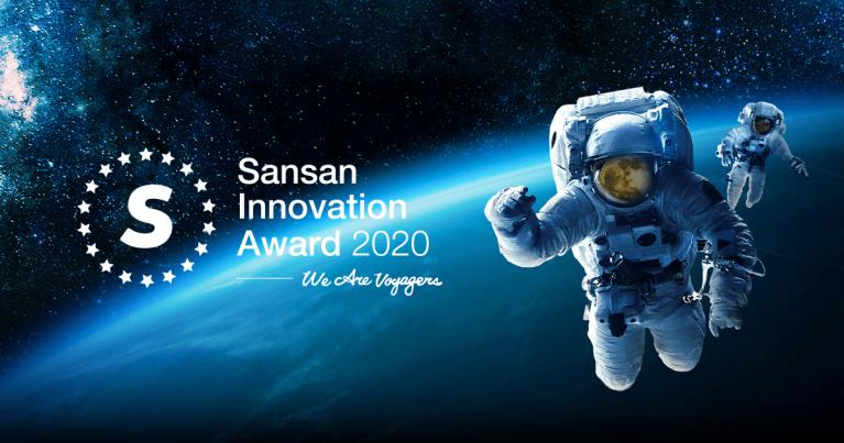 a1645210298d9165f2d39f7eff2031f8 767x403 - 第二回「Sansan Innovation Award 2020」 の開催を発表 <br>〜Sansanを活用して成果を上げたユーザーのエントリー受付中!〜