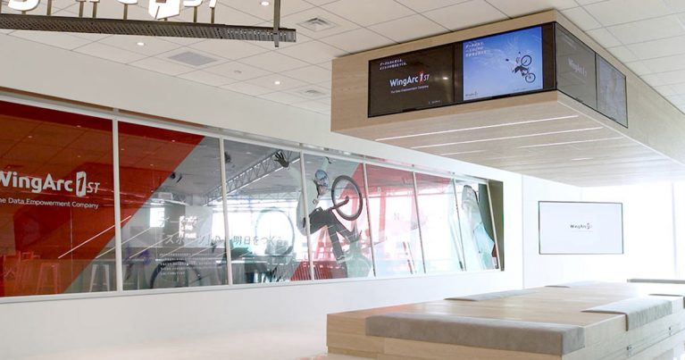 wingarc sns thumb 767x403 - Sansan Data Hubで顧客データをリッチ化 継続的な関係を紡ぐ活動の基盤を構築【ウイングアーク1st株式会社】