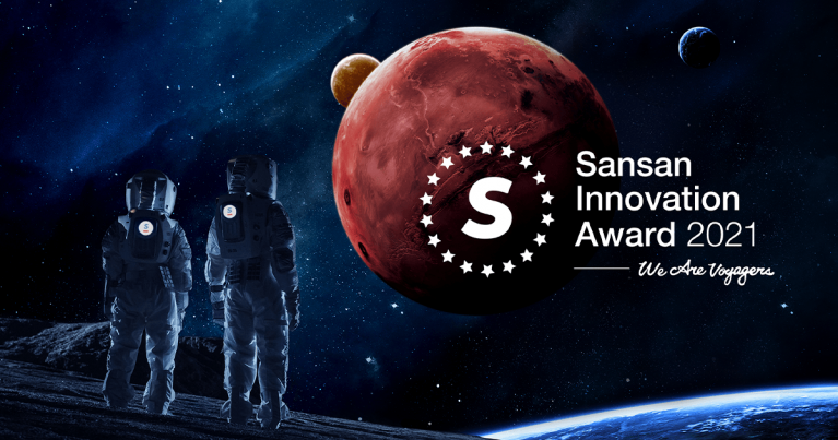 03ab5f6c6db2167b0b16e30f4cdae9ee 1 767x403 - 「Sansan Innovation Award 2021」の開催を発表<br>〜Sansanを活用して成果を上げたユーザーのエントリー開始!〜