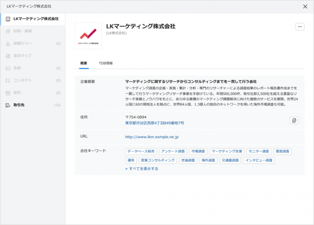 21b9cbba31e0629b13c550625c4508eb 1003x720 - Sansan、帝国データバンクと連携を強化<br>〜日本最大級のデータベースの活用により、営業のDXを支援〜