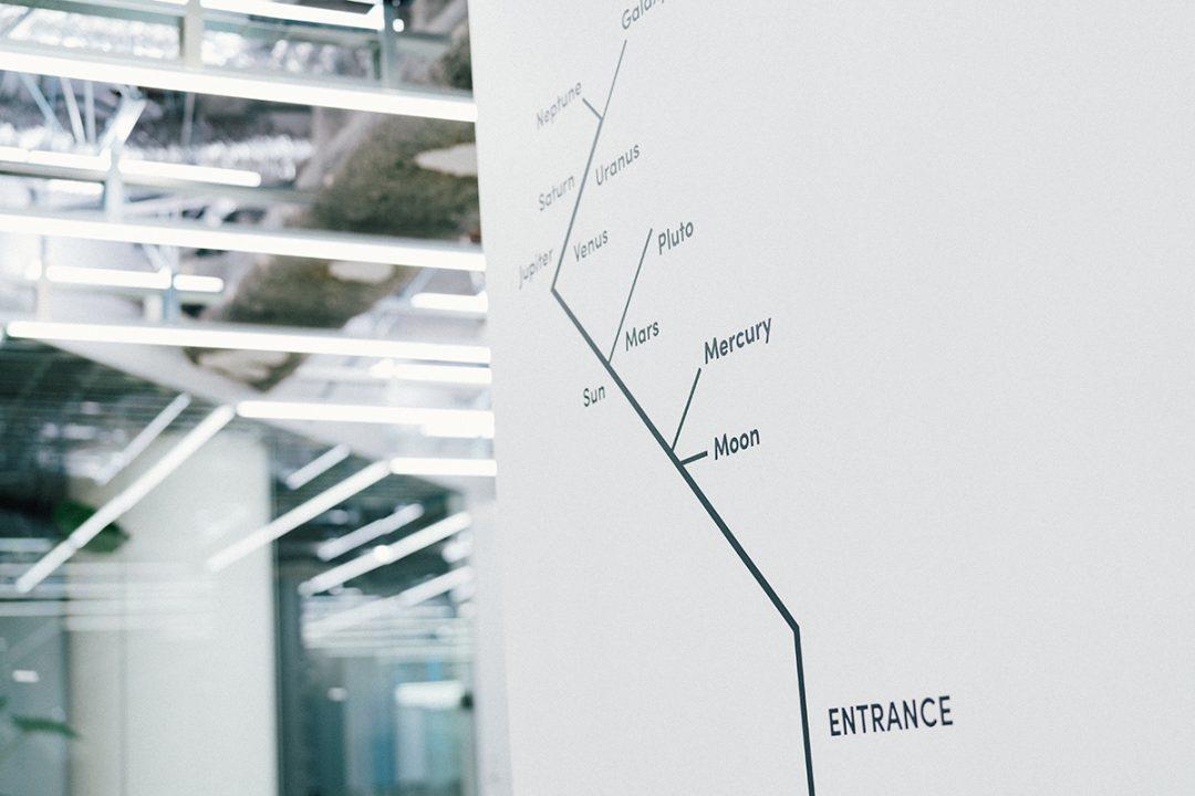 20211001 New Office 05 1080x720 - Sansan、採用に特化した新エリアを本社オフィスに開設<br>~採用活動を加速させ、事業成長を後押し~